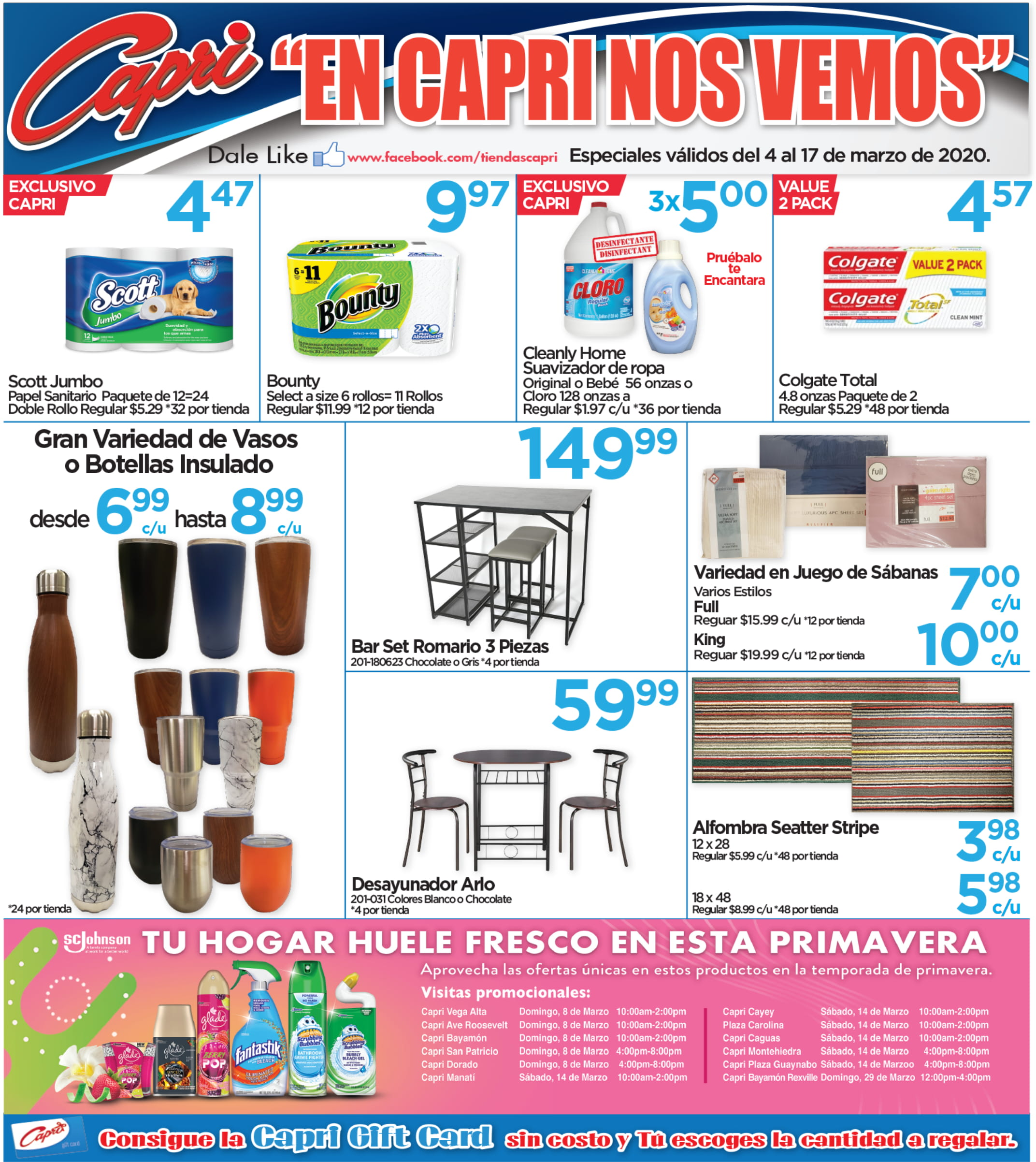 FB ALL shopper 4-17 Marzo 2020-1